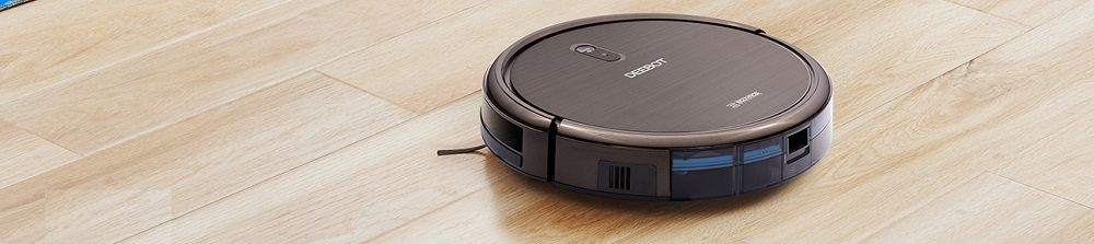 ECOVACS DEEBOT N79S Robot Vacuum Cleaner Review