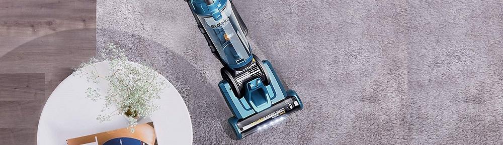 Eureka NEU192A Swivel Plus Upright Vacuum Cleaner with Attachments