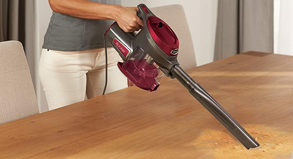 Shark Rocket Corded Ultra-Light Hand Vacuum (HV292)