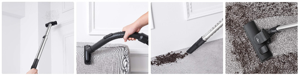 best canister vacuum under $500