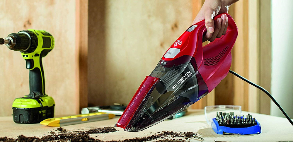 What's the best hand vacuum?