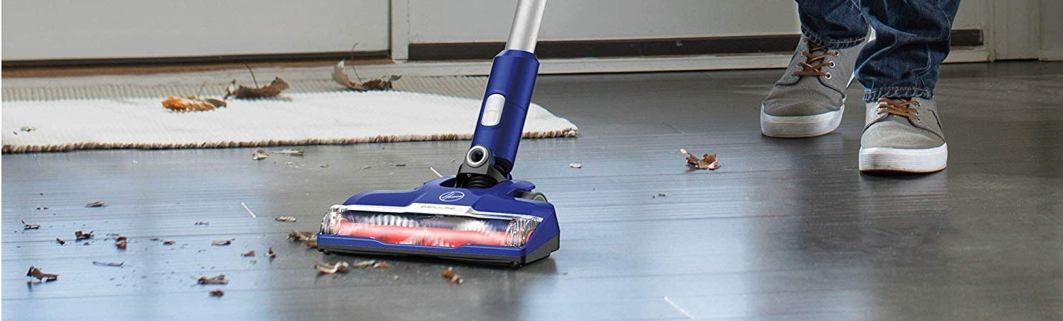 How do stick vacuums work?