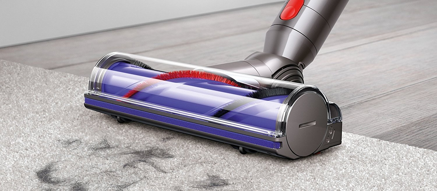 What is the best stick vacuum for pet hair?