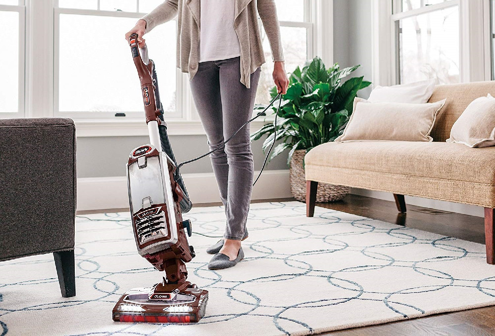 What is the best lightweight upright vacuum cleaner?