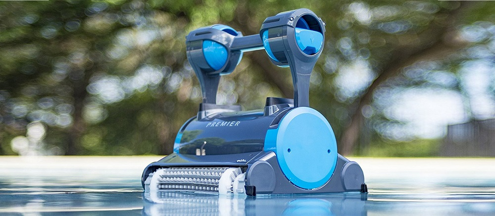 Dolphin 2018 Premier Robotic In-Ground Pool Cleaner