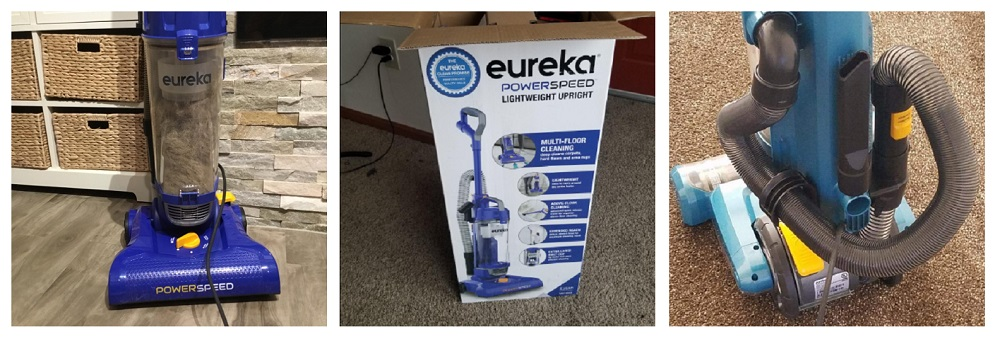 Eureka NEU182A Upright Comparison