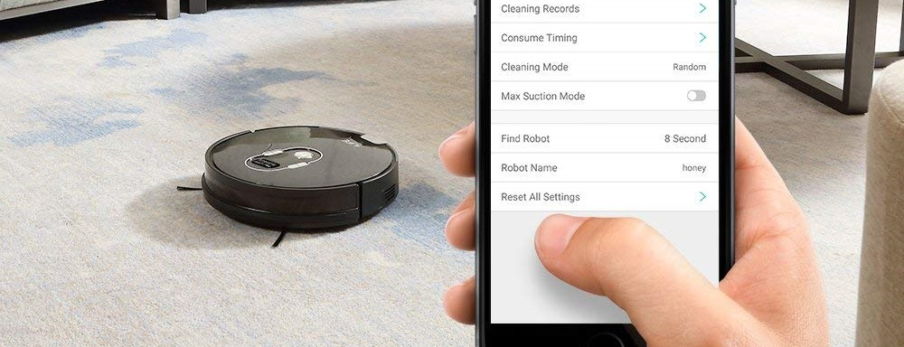 ILIFE A7 Robotic Vacuum Cleaner Review