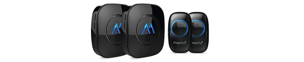Magicfly Expandable Wireless Doorbell
