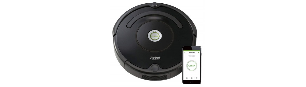 iRobot Model 671 Robot Vacuum with Wi-Fi Connectivity