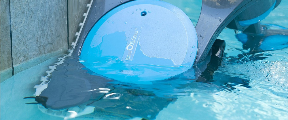 Robotic Pool Cleaner for Above Ground Pools