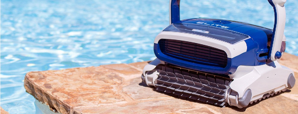 $600 Robotic Pool Cleaner