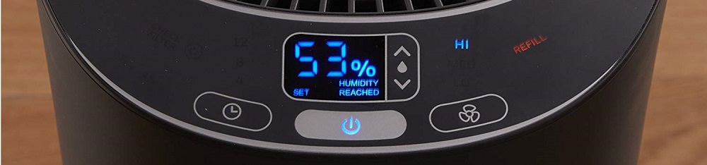 Honeywell Top Fill Digital Humidistat