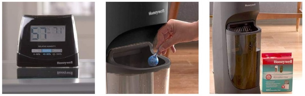 Honeywell Top Fill Humidifier