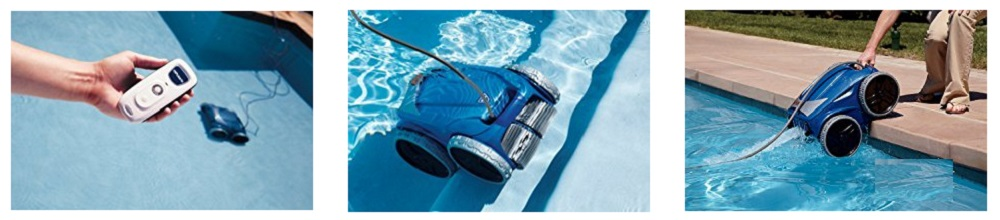 Polaris F9550 Sport Robotic Pool Cleaner