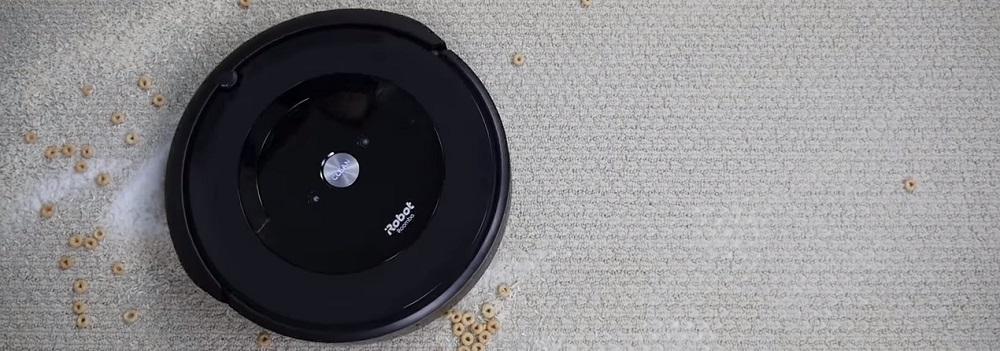 Roomba e5 vs. e6
