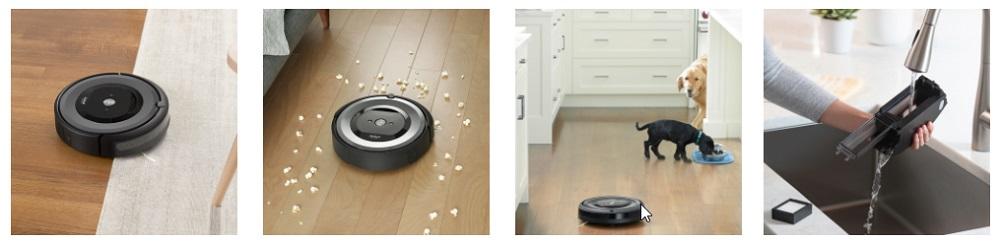 Roomba e6 vs. e5