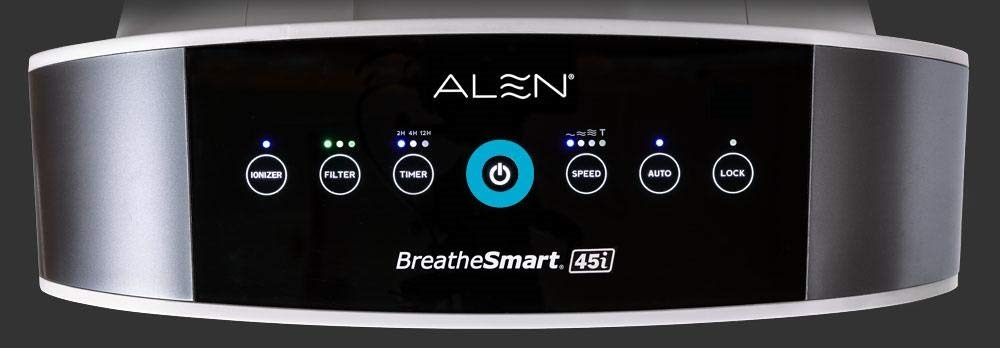 Alen BreatheSmart 45i vs. 75i Air Purifiers
