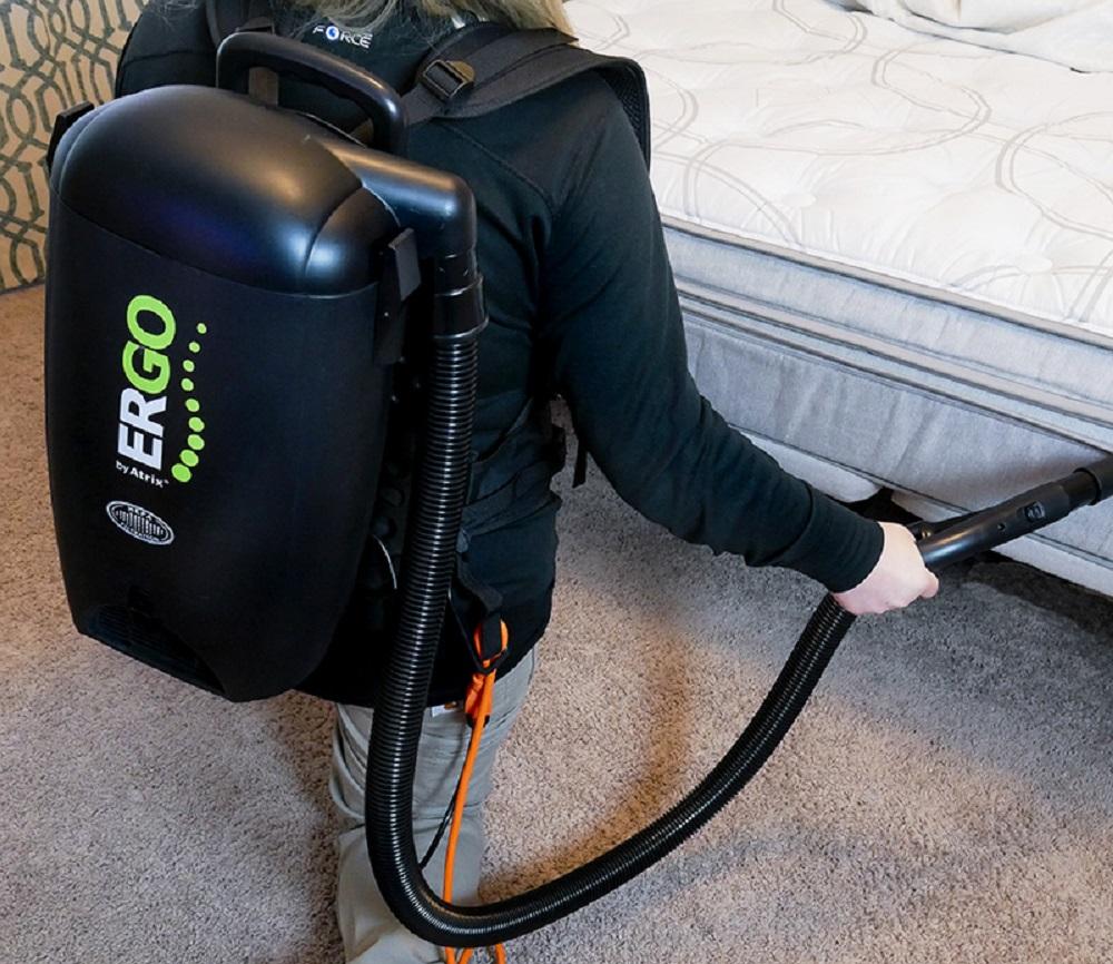 Atrix - VACBP1 vs. ProTeam Backpack Vacuums