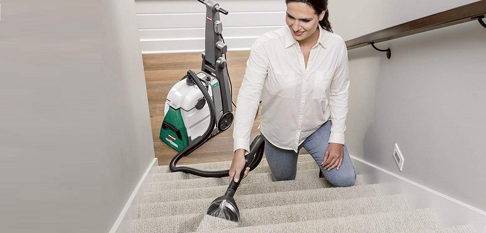 Bissell 86T3 Big Green Carpet Cleaner