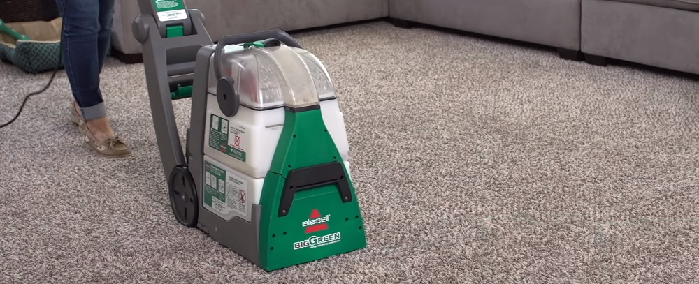 Bissell BigGreen Commercial BG10 Review