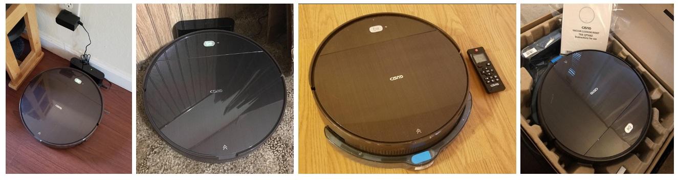 CISNO Robot Vacuum Cleaner