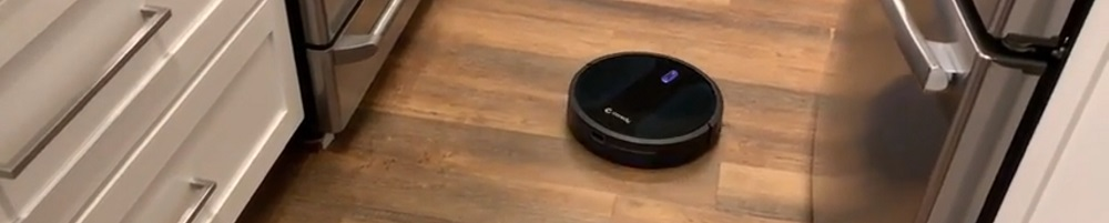 Coredy Robot Vacuum Cleaner, All-New Upgraded Review