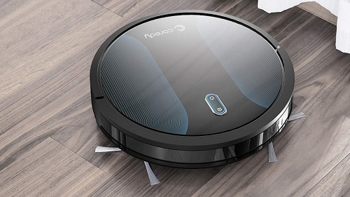 Coredy Robot Vacuum Cleaner All New Upgraded Review