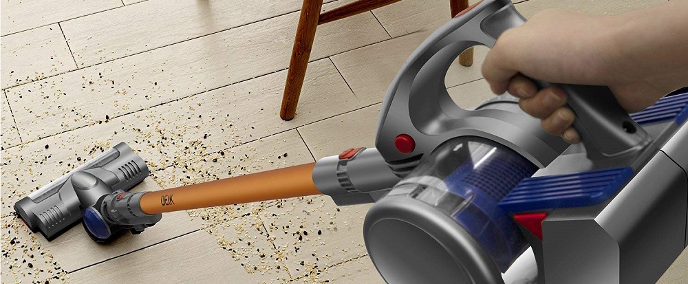 Deik 2 in 1 Vacuum Cleaner