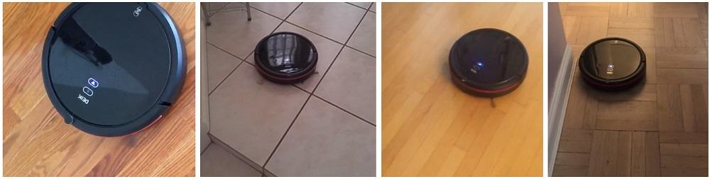 Deik Robot Vacuum Cleaner New Version Review Tr650