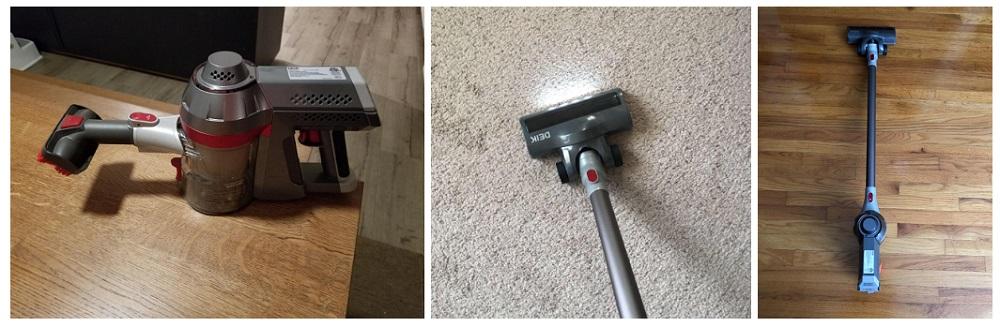 Deik Stick Vacuum Cleaner