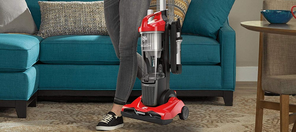Dirt Devil Endura Reach Upright Vacuum Cleaner