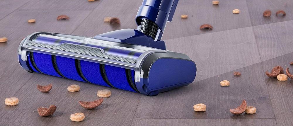 Eureka Nec122 Powerplush Cordless Hard Floor Stick Vacuum