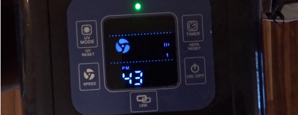 GermGuardian AC4300 Air Purifier