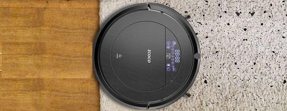 ICOCO Robot Vacuum Cleaner