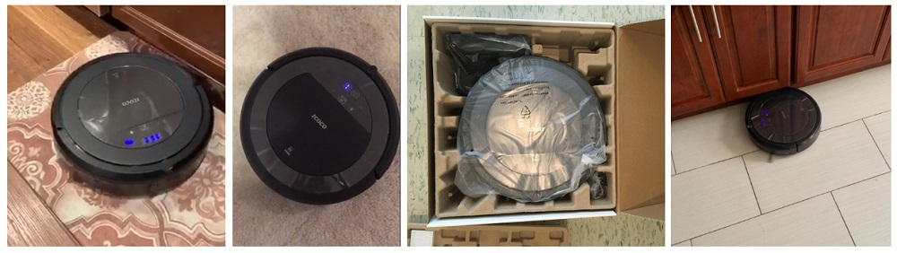 ICOCO Robot Vacuum Cleaner Review