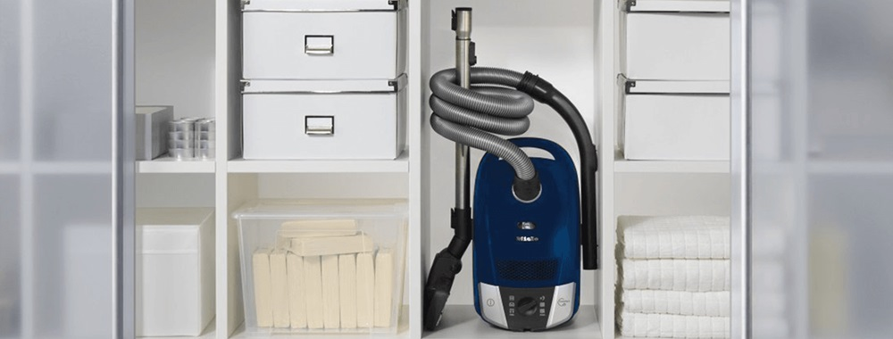 Miele Compact C2 Electro+ HEPA Canister Vacuum