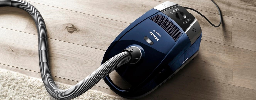 Miele Compact C2 Canister Vacuum