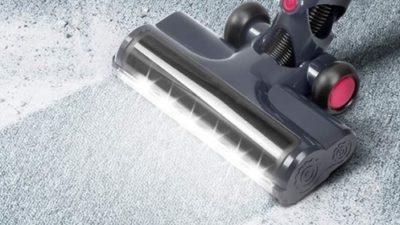 NOVETE Stick Vacuum