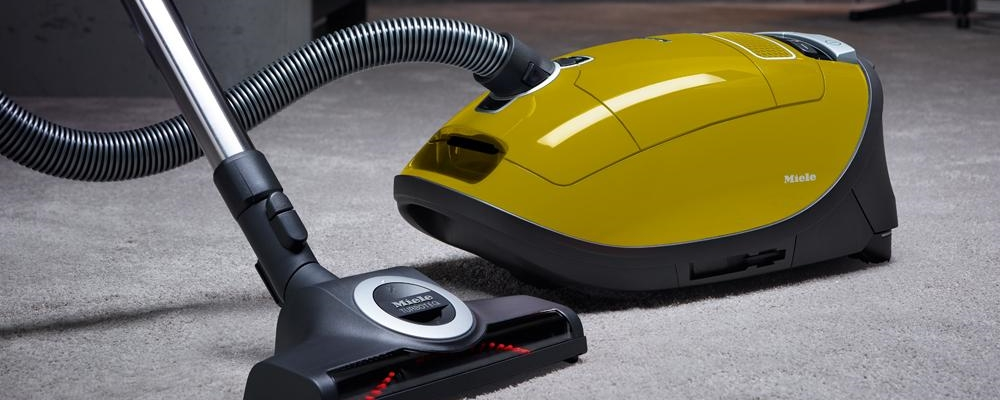 New Miele Complete C3 Calima Canister Vacuum