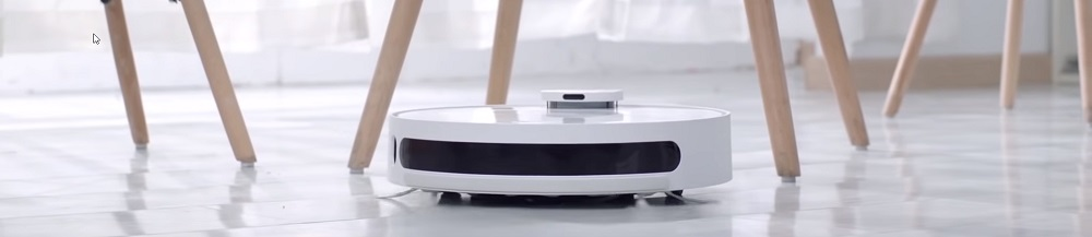 Review of the 360 Robotic Vacuum Cleaner with Laser Navigating