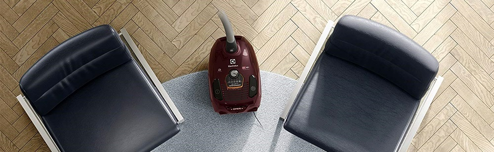 Electrolux Bagged EL4015A Silent Performer Canister Vacuum Review