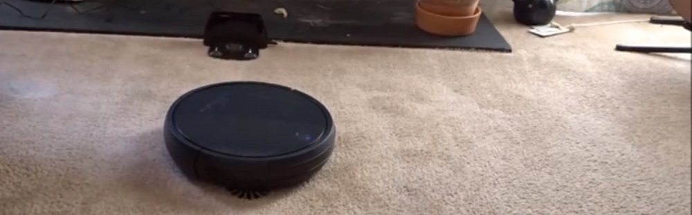Robot Vacuum Cleaner, Mooka Auto Robotic Vacuum Cleaner with Powerful Suction