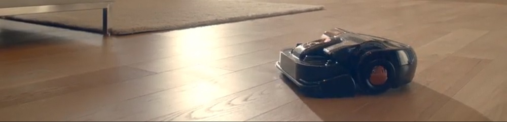 Samsung R9350 Robot Vacuum