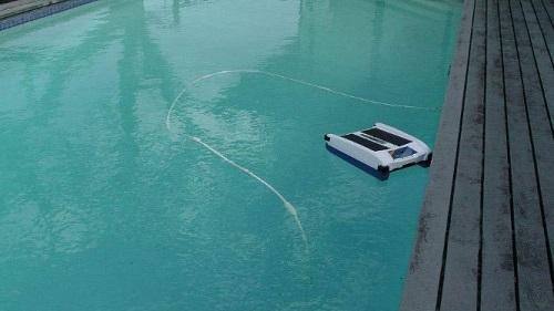 Solar-Breeze NX2 Robotic Solar Pool Cleaner Review