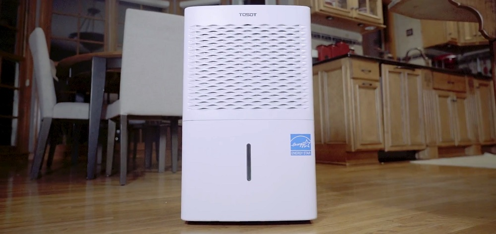 TOSOT 70 Pint Dehumidifier with Internal Pump Review