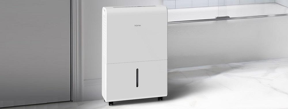 hOmeLabs 2500 Sq Ft Dehumidifier 50 Pint Review