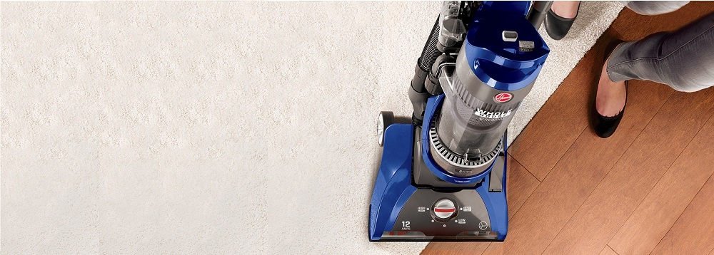 Hoover Whole House Rewind Bagless Upright Vacuum Cleaner Review