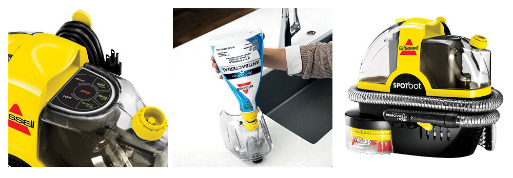 Bissell SpotBot Deep Cleaning System Review