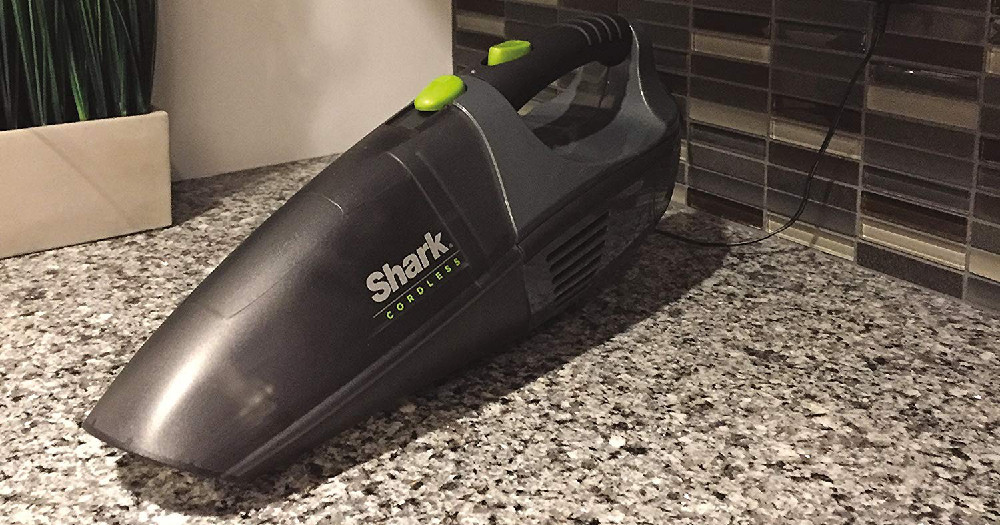 Shark Cordless Pet Perfect Lithium-Ion Handheld Vacuum Review