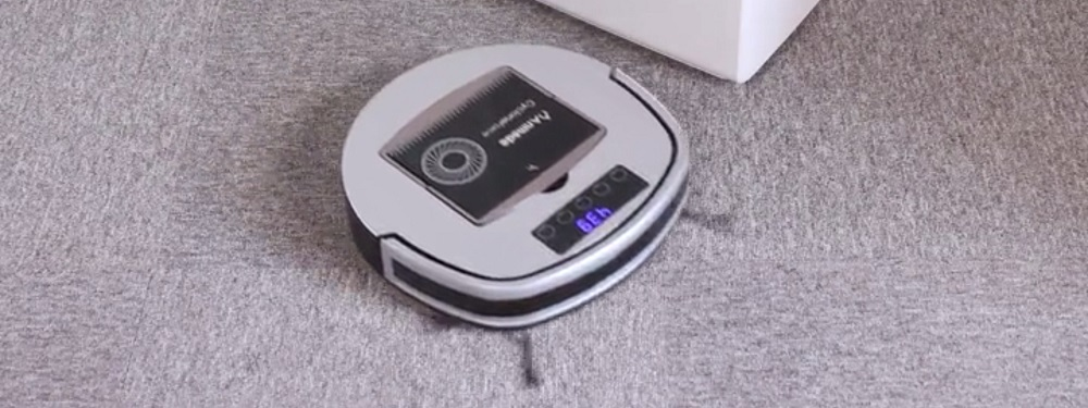 Anmade Robot Vacuum Cleaner Review